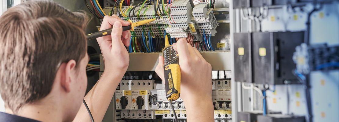 Ausbildung zum Elektroniker